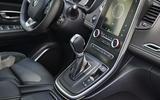 Renault Scenic centre console