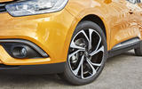 17in Renault Scenic alloy wheels