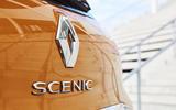 Renault Scenic badging