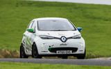 eRally Renault Zoe