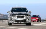 Renault Captur 2019 spied testing - nose