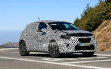 Renault Captur 2019 spied testing - lead