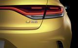 Renault Megane facelift RS rear badge