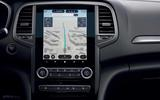 Renault Megane facelift touchscreen