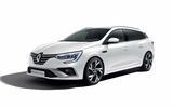 Renault Megane facelift Sports Tourer hybrid