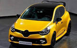 Renault Clio Renault Sport KZ 01 leaked picture nose
