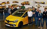 Renault Clio Renault Sport KZ 01 leaked picture design team