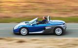Mégane Trophy-R v Clio Trophy v Sport Spider