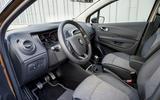 Renault Captur interior
