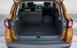 Renault Captur boot space