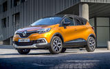 3.5 star Renault Captur