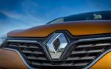 Renault Captur badging