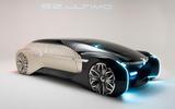 EZ-Ultimo autonomous luxury concept