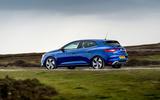 Renault Megane GT Nav side profile