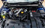 1.6-litre Renault Megane petrol engine