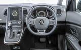 Grand Scenic Interior Driver View
