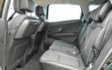 Grand Scenic Rear Seats