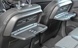 Grand Scenic Rear Seats Table Trays