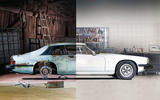 Jaguar XJS restoration