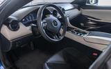 Karma Revero GTS interior
