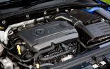 2.0-litre Skoda Octavia vRS engine