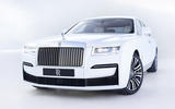 2021 Rolls-Royce Ghost - static front