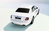 2021 Rolls-Royce Ghost - static rear