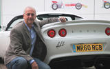 Remembering Roger Becker - project engineering director at Lotus
