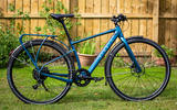 The Ribble Hybrid AL e's entire electric-assist system weighs just 3.5kg