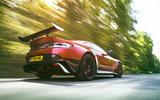 Aston Martin Vantage GT8 rear