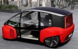 Futuristic Rinspeed Oasis concept revealed ahead 2017 CES