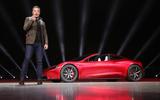 Elon Musk reveals new Tesla Roadster