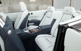 Rolls-Royce rear seats