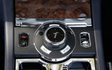 Rolls-Royce infotainment controls