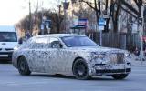 Rolls-Royce architecture