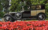 Rolls-Royce Phantom I (1926) Villa d'Este