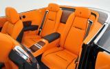 2016 Rolls-Royce Dawn revealed