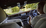 Rolls Royce Ghost 2020 UK first drive review - Matt Prior driving