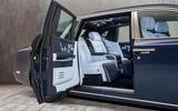 Rolls Royce - doors