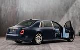 Rolls Royce - rear