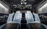 Rolls Royce - interior