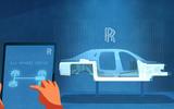 Rolls-Royce Ghost all-wheel drive system