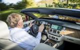 Driving the Rolls-Royce Dawn