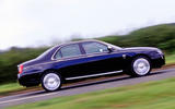 Rover 75 - hero side