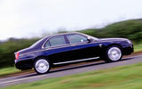 Rover 75 driving - side