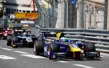 Oliver Rowland F2 Monaco 2017