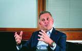 Ford of Europe boss Stuart Rowley