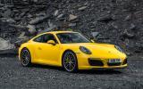 4.5 star Porsche 911 C4S