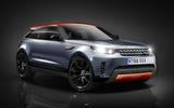 Range Rover Sport Coupé rendering
