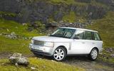 Range Rover L322 static